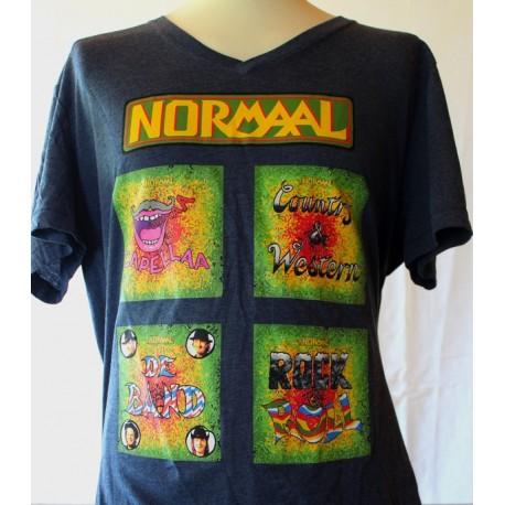 "T-Shirt  ""4 CD'S"""