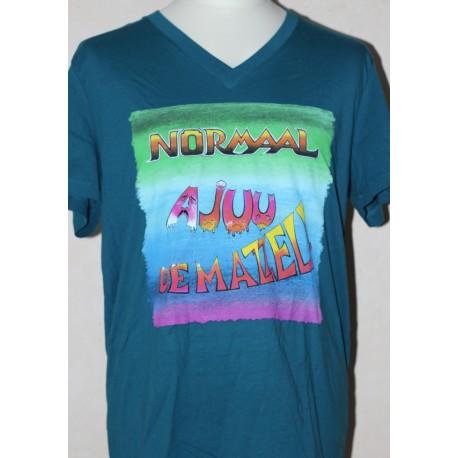 """T-Shirt """"Ajuu de mazzel"""""""