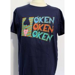 """T- Shirt """"Høken Høken"""""""
