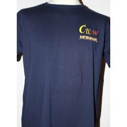 """CREW T-SHIRT """"AJUU DE MAZZEL"""""""