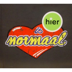 "CD ""Hier is Normaal"""
